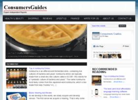 Consumersguides.com thumbnail