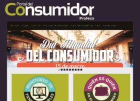 Consumidor.gob.mx thumbnail