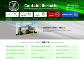 Contabilbertotto.com.br thumbnail