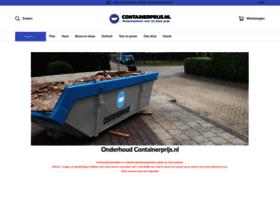 Containerprijs.securearea.eu thumbnail