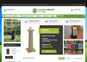 Conteneur-dechets.fr thumbnail