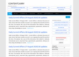 Contentcarry.com thumbnail