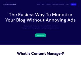 Contentmanager.io thumbnail