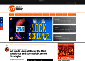 Contentmarketinginstitute.com thumbnail