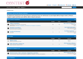 Contest.co.nz thumbnail
