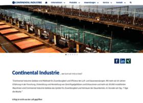 Continental-industrie.de thumbnail