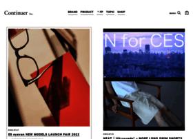 Continuer.jp thumbnail