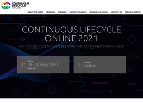 Continuouslifecycle.london thumbnail
