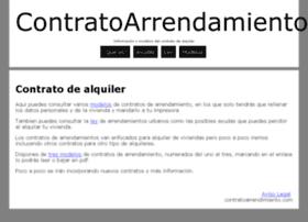 Contratoarrendamiento.com thumbnail