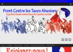Contrelestaxes.fr thumbnail