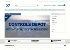 Controlsdepot.ca thumbnail