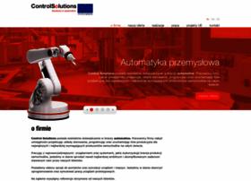Controlsolutions.pl thumbnail