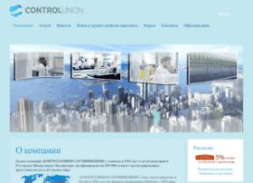 Controlunion.ru thumbnail