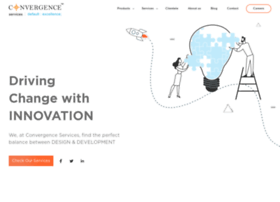 Convergenceservices.in thumbnail