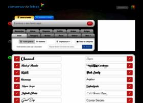Conversordeletras.pt thumbnail