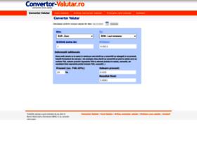 Convertor-valutar.ro thumbnail