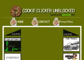 Cookieclickerunblocked.info thumbnail