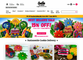 Cookiesbydesign.com thumbnail