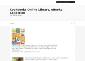 Cookingebooks.info thumbnail