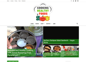 Cookinghealthyfoods.com thumbnail