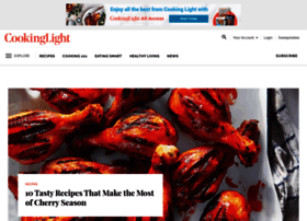 Cookinglight.com thumbnail