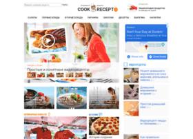 Cookrecept.ru thumbnail
