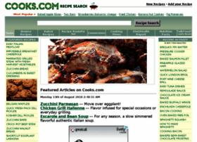 Cooks.com thumbnail
