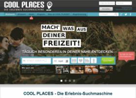 Cool-places.net thumbnail