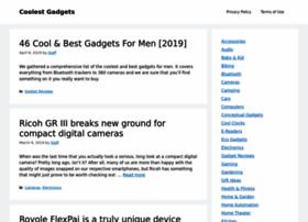 Coolest-gadgets.com thumbnail