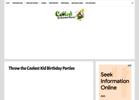 Coolest-kid-birthday-parties.com thumbnail