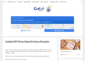 Coolest-parties.com thumbnail