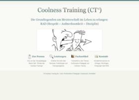 Coolness-training.de thumbnail