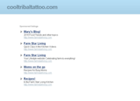 Cooltribaltattoo.com thumbnail
