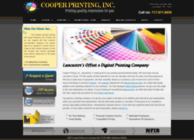 Cooperprinting.net thumbnail