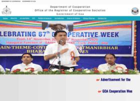 Coopgoa.gov.in thumbnail