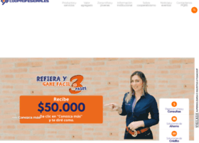 Cooprofesionales.com.co thumbnail