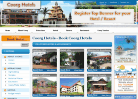 Coorghotel.in thumbnail