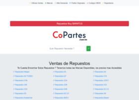 Copartes.com.hn thumbnail