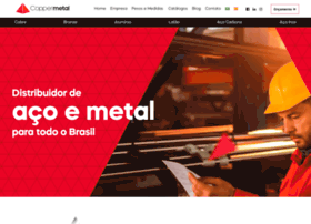 Coppermetal.com.br thumbnail