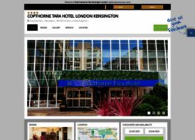 Hotel Copthorne Tara Kensington, London. Copthorne Tara Kensington