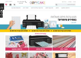 Copycake.co.il thumbnail