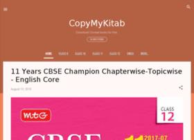 Copymykitab.blogspot.in thumbnail