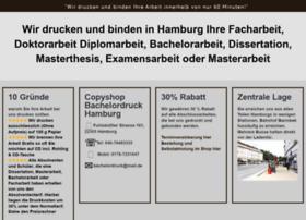 Copyshop-bachelordruck.hamburg thumbnail