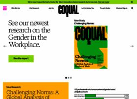 Coqual.org thumbnail