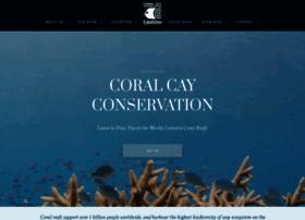 Coralcay.org thumbnail