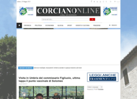 Corcianonline.it thumbnail