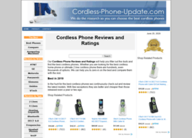 Cordless-phone-update.com thumbnail