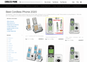 Cordless-phone.biz thumbnail
