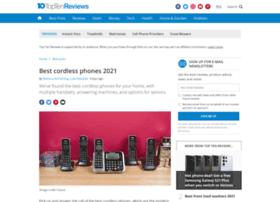 Cordless-phones-review.toptenreviews.com thumbnail