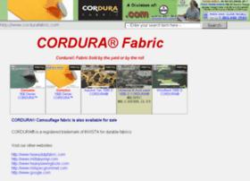 Cordurafabric.com thumbnail